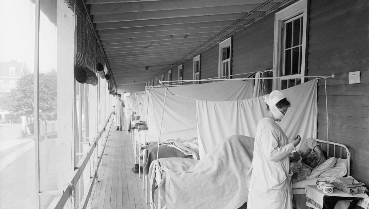 pandemias históricas