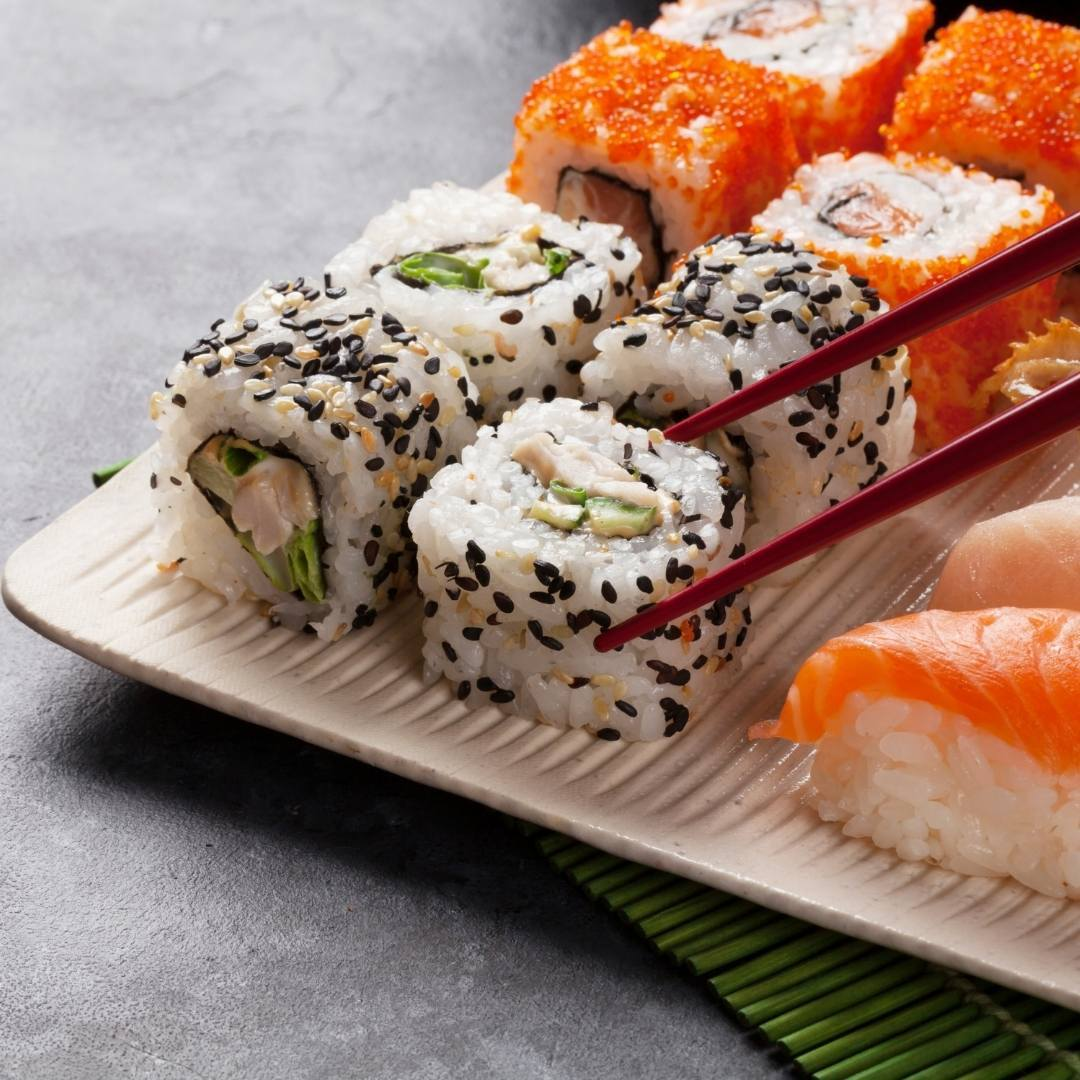 elaborar sushi